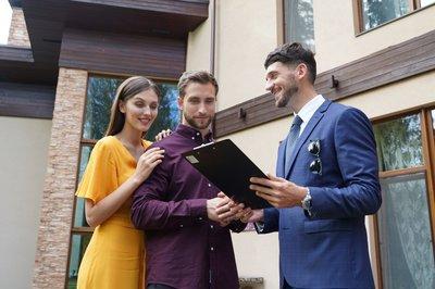 Verkaufsmandat mit einem Immobilienmakler