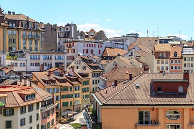 sell real estate, agent, Lausanne