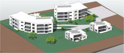 2108 Couvet/NE 6,97 % net Vente de 2 immeubles locatifs neufs 1/1