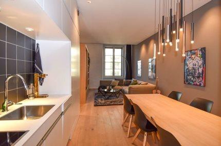 Luxury Loft - exklusiv, trendy, umweltbewusst - Greencity / Zürich 1/5