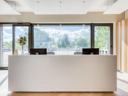 Exercez vos activités avec brio dans un bureau flexible 1/5